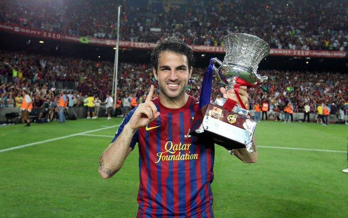 Happy birthday to Cesc Fabregas