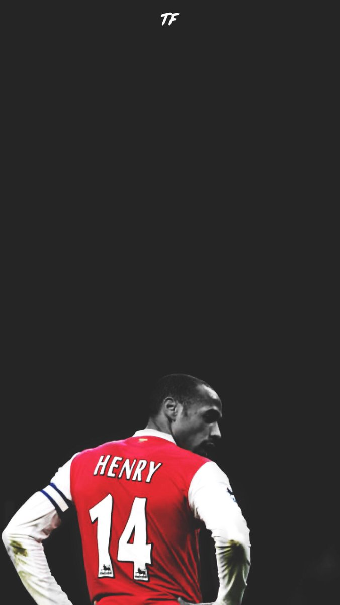 Tf Sport Edit On Twitter Thierry Henry Wallpaper Header Requested By Princebel Air Henry Arsenal