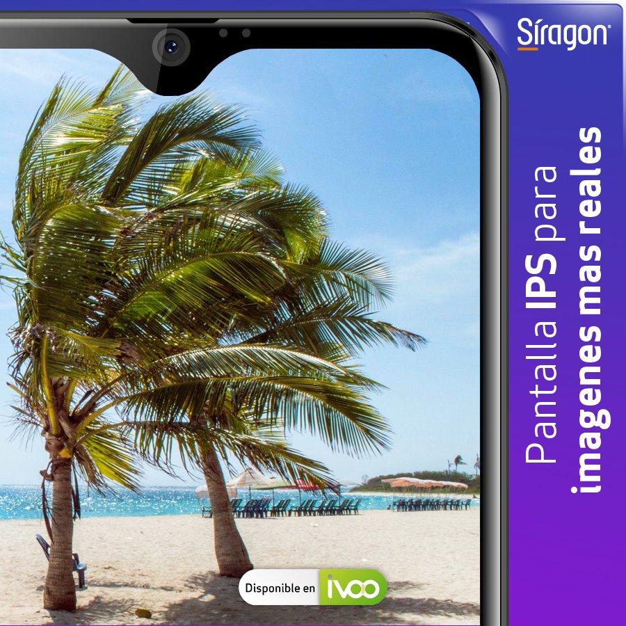 ¡Conexión y estilo en tus manos! . El nuevo #Smartphone SP-6000 tiene todo lo necesario, rendimiento, practicidad y nitidez así es nuestro.  Disponible en @ivoovenezuela a través de https://t.co/96jqE8VdUi  #Siragon #QuedateEnCasa #4May https://t.co/gRxCspNbiz