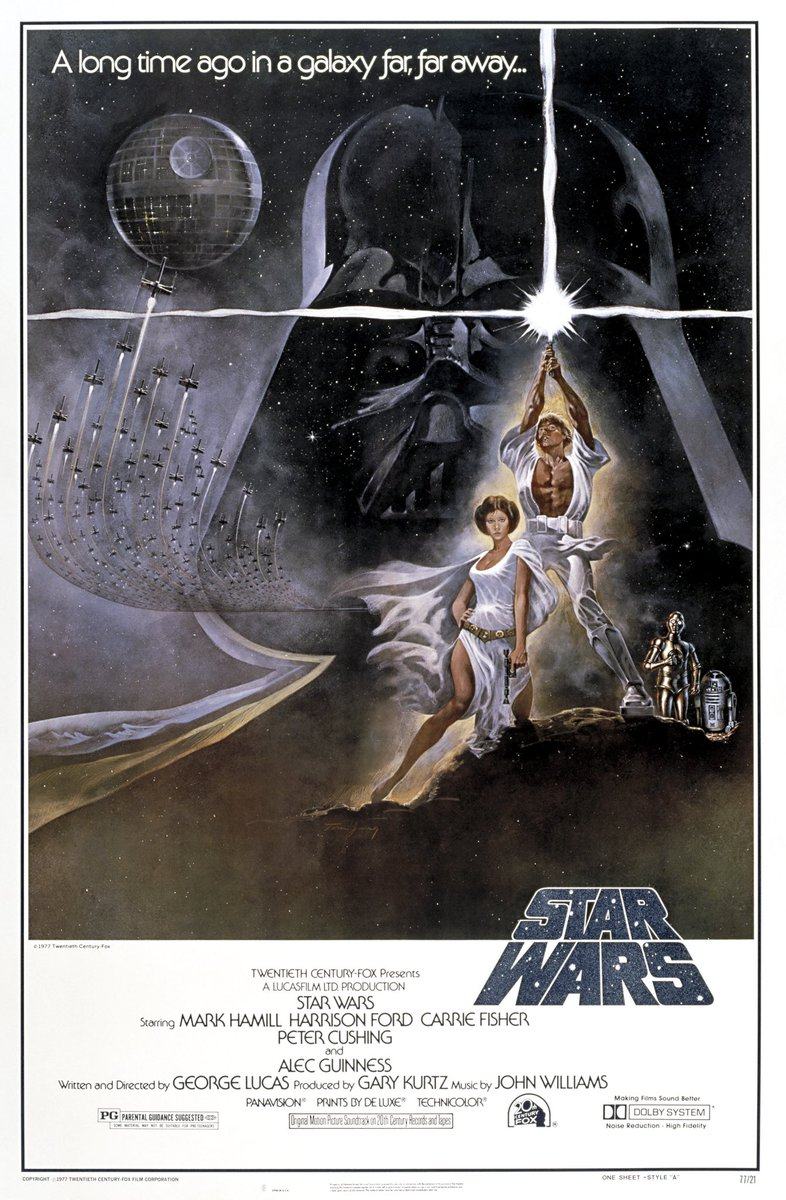 Replying to @20thcentury: A long time ago in a galaxy far, far away… #MayThe4thBeWithYou