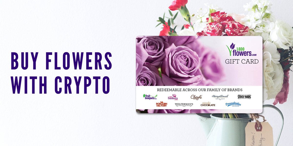 #Mothersday is this Sunday. Use the @BitPay app to buy a @1800flowers gift card with crypto for mom today. Visit https://t.co/M4itXQLKtB to get the app.  #bitcoin #crypto #blockchainpayments #flowers #giftcards https://t.co/Rv1bx7XhDb
