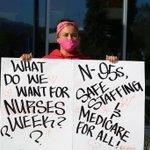 Image for the Tweet beginning: #NursesWeek is upon us, and