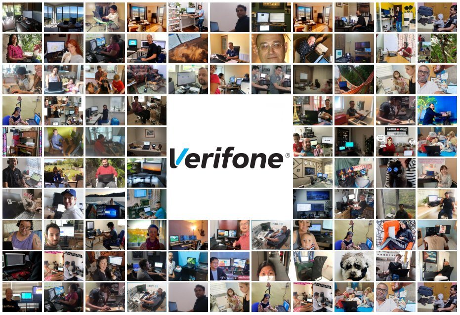 As difficult as this time might be, it's important to stay positive & connected. We had a contest inviting Verifoners across the globe to share their work from home photos, & made donations to health-related charities chosen by the winners! #VerifoneHappy #VerifoneFromHome https://t.co/n7vkVwZ6aK