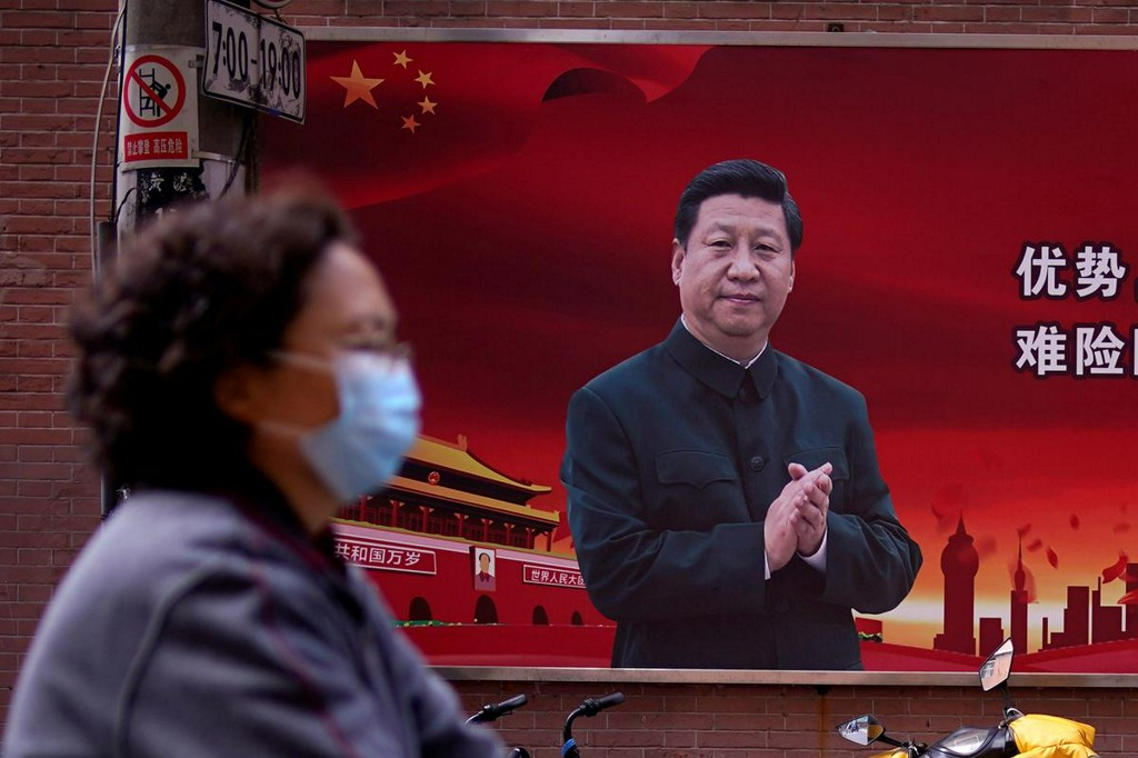 Exclusive: Internal Chinese report warns Beijing faces Tiananmen-like global backlash over virus https://t.co/TwcA1drHn4 https://t.co/IFyQU6ocUY