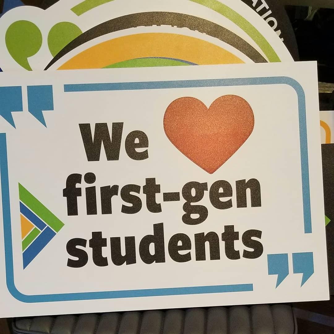 Watch @monmouthu president @PatrickFLeahy discuss higher ed access and support for first gen Hawks on @JerseyMatters  #firstgenforward #celebratefirstgen