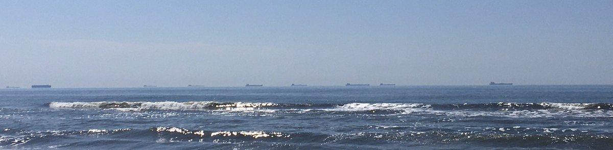 Floating storage #contango #oott #nyharbor #gasoline