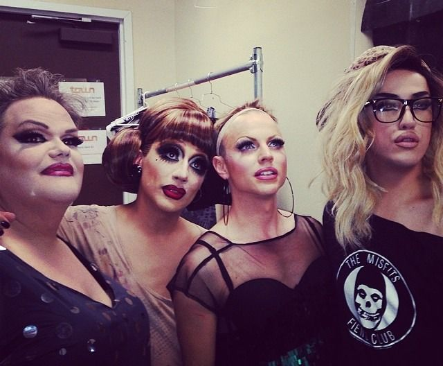 The best top 4 in the best season  A for @AdoreDelano B for @TheBiancaDelRio C for @courtneyact and D for @dariennelake  #RuPaulsDragRaceseason6 pic.twitter.com/A0B3Jup35Y