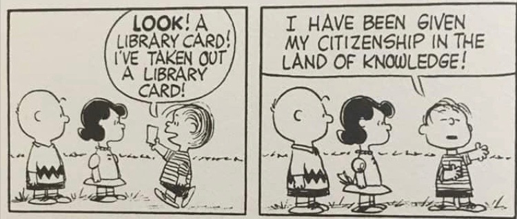 Monday's Library Joke of the Day @MissionValleyES #THEDISTRICTcares