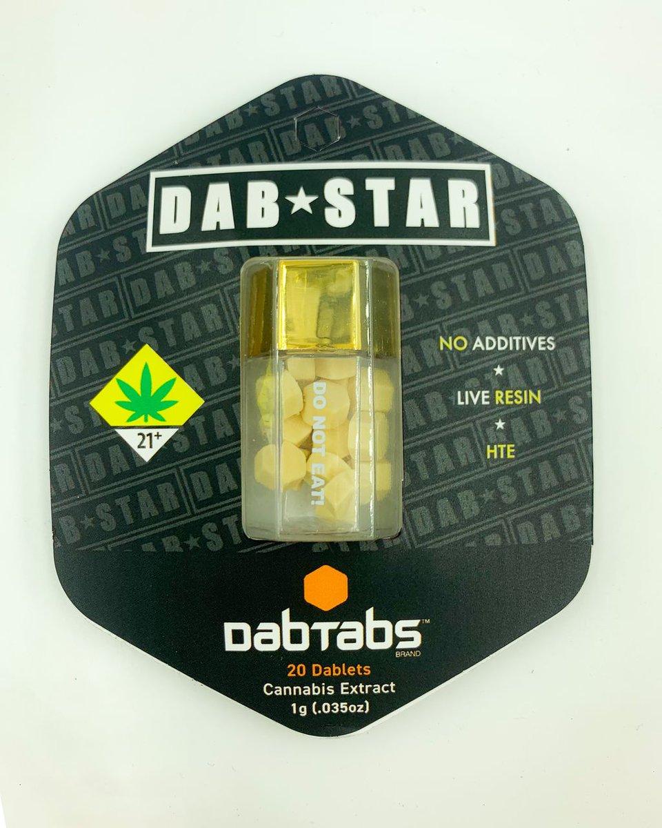 @Dabstars coming in clutch with the Dab tabs!  🙌🏽 • • • • • #diamondgreentacoma #diamondgreen #cannabiscommunity420 #dabtabs #dabstars #cannabisinnovation #420month https://t.co/WIeoY87QgA