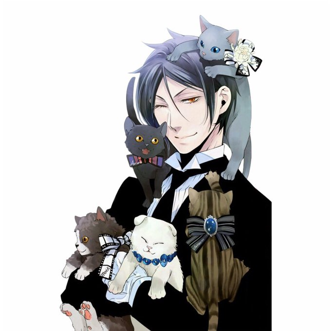 HAPPY BIRTHDAY TO THE VOICE ACTOR (DAISUKE ONO) WHO VOICES MY FAVOURITE CAT LOVING DEMON!!