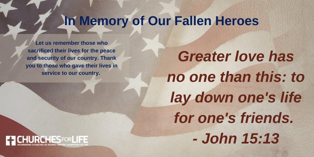 In Memory of Our Fallen Heroes  #MemorialDay #MemorialDay2020 #DefendLife #ProtectLife #ProLife #ProLifeGeneration #ChurchesforLife #StudentsforLife #Pray #Prayer #ProLovepic.twitter.com/a42ZkxhxXj