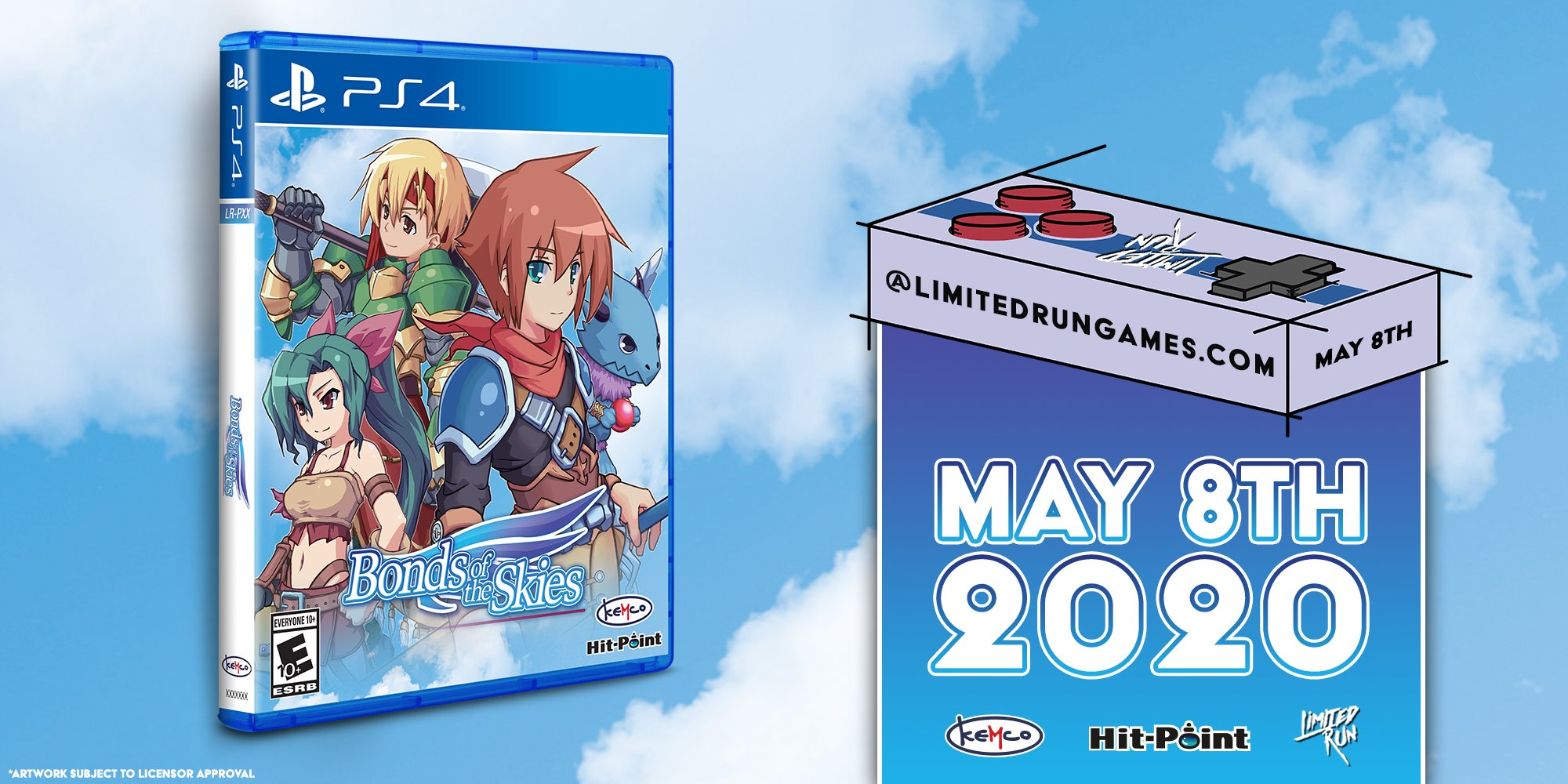 Bonds of the Skies for PlayStation®