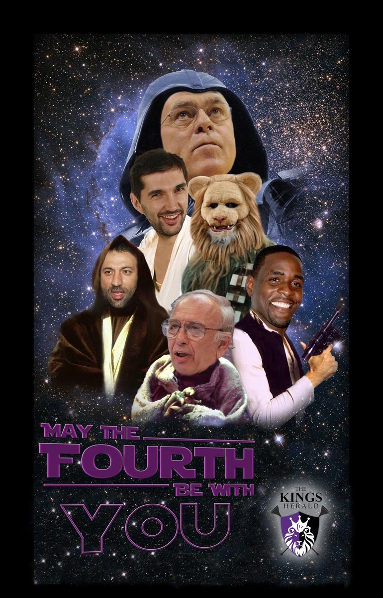 May the 4th be with you, @SacramentoKings fans!  #MayTheFourthBeWithYou https://t.co/gLNvuUfYSx