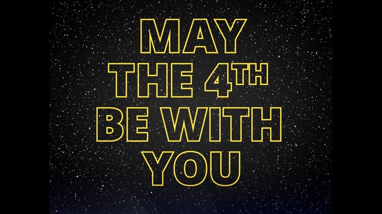 Happy Star Wars Day! #MayThe4th  But...#StarTrek is still better. Check out my blog to see why!