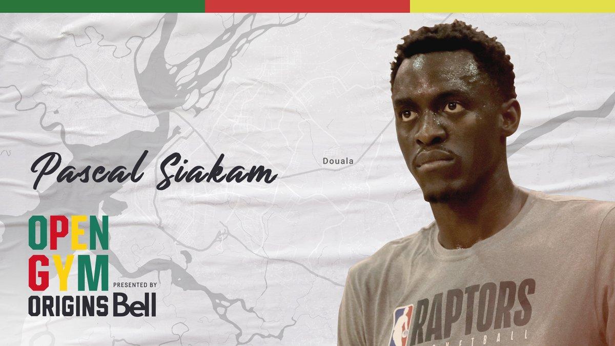 The Pascal Siakam Journey  Open Gym: Origins presented by @Bell   » https://t.co/nbKSNavliz https://t.co/FUM8WF0INC