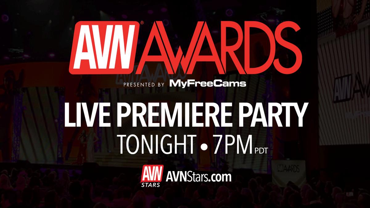 2020 AVN Awards Show Premieres Tonight on AVN Stars ow.ly/gEx950zwCQn