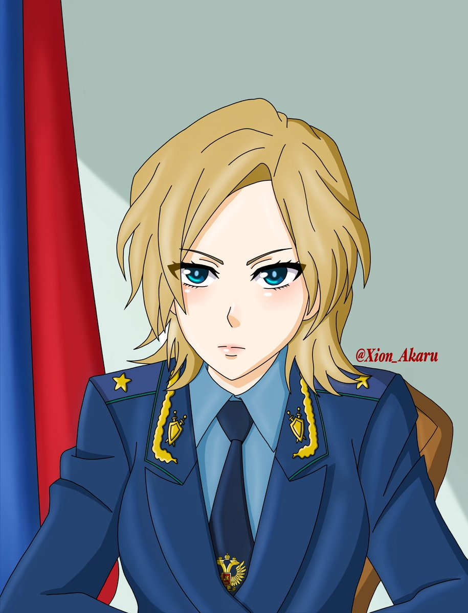 Russian Waifu