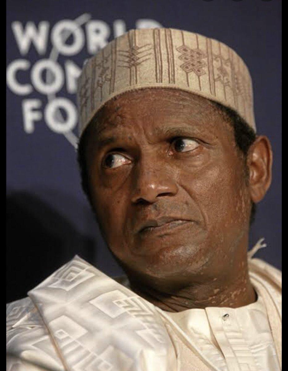 We missed you sir How i wish you were still our president.  Petrol. N65 Diesel. N112 Kerosine N50 Rice Bag N3,500 Cement-- Bag N750 Fertilizer N2,500 Bag of sugar N7,000 Bag of flour N6,050 May his gentle soul rest in peace ameeen🙏🙏😭😭😭💔💔💔💔10 years in the grave 😭😭Rt pls https://t.co/AYSdAke4nk