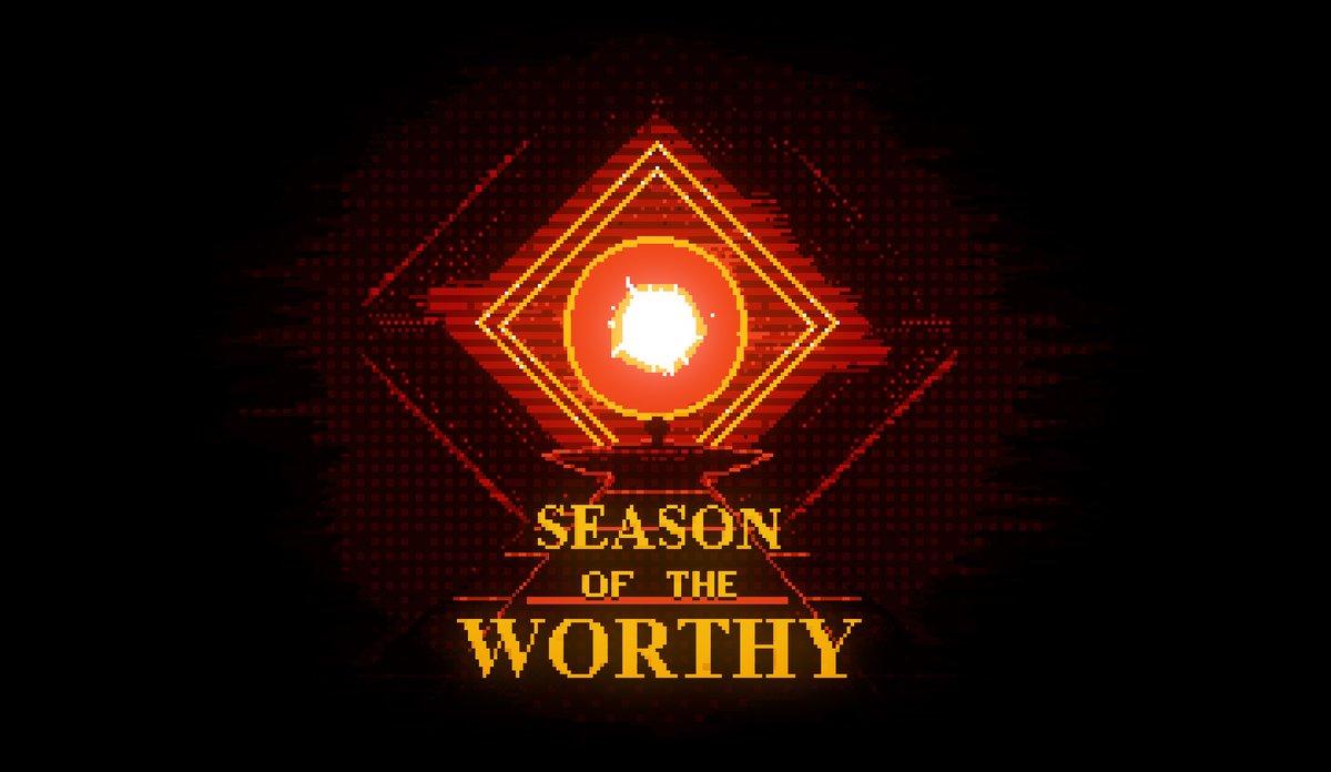Season of the Worthy Pixel Art