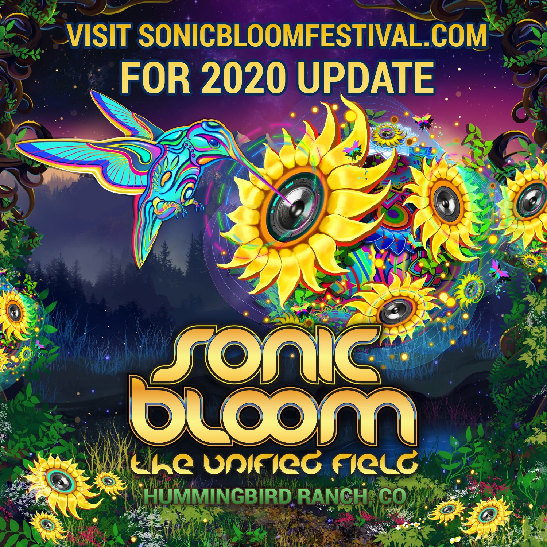 Sonic Bloom 2020