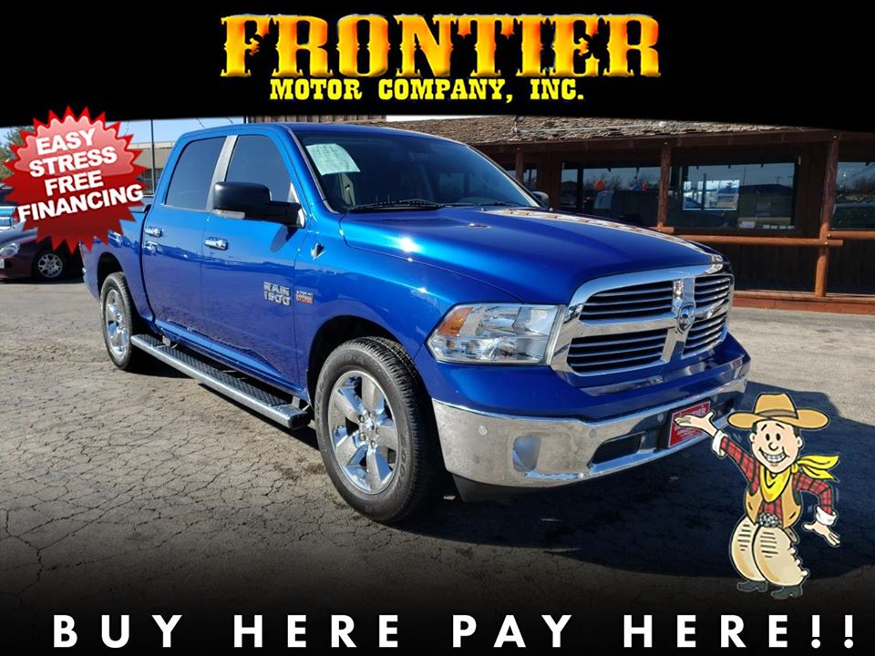 frontier motors on twitter a test drive in our 2015 dodge 1500slt with 75 000 miles is sure to cure your monday blues come see us at frontiermotorcompany for easy approvals and we twitter