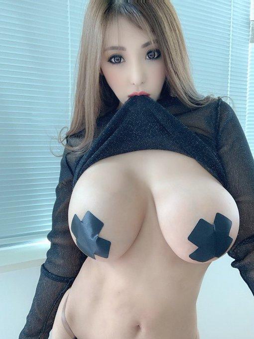 AV女優さくら悠のTwitter自撮りエロ画像12