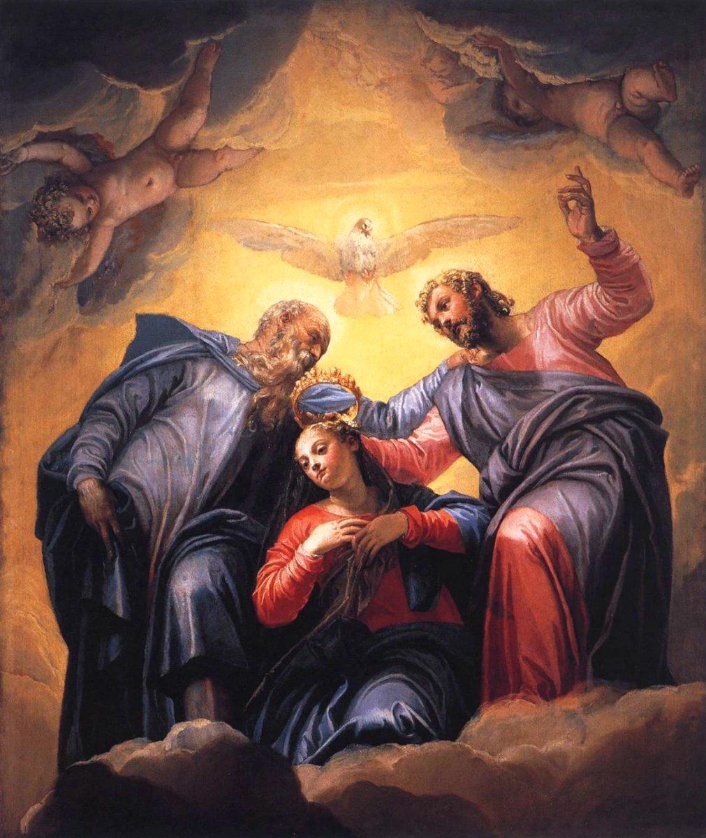 Coroação da Virgem Maria