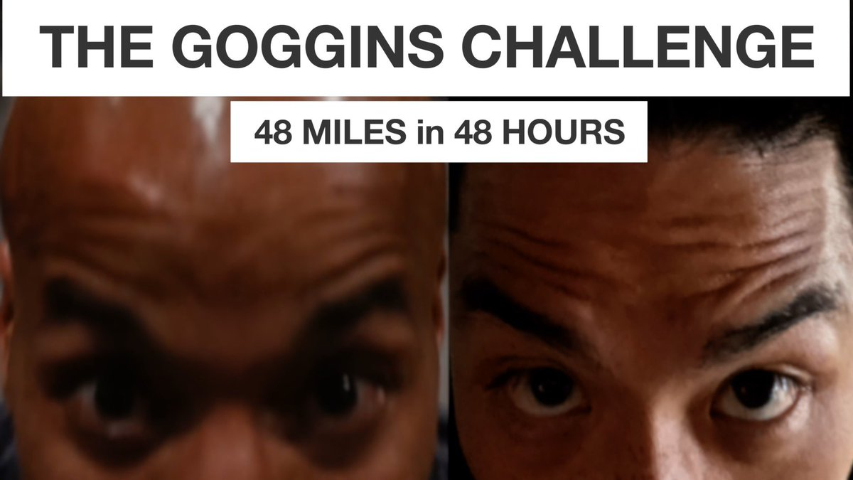 The Goggins Challenge: May 7-9th 48 miles in 48 hours. Anyone want to join me? 🛶💪🏼 🎥: youtu.be/NnRt5vqSKYA