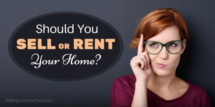 Should You Sell or Rent Your Home? - via @WellingtonHomez #realestate #homebuying #renting bit.ly/3c060Tf