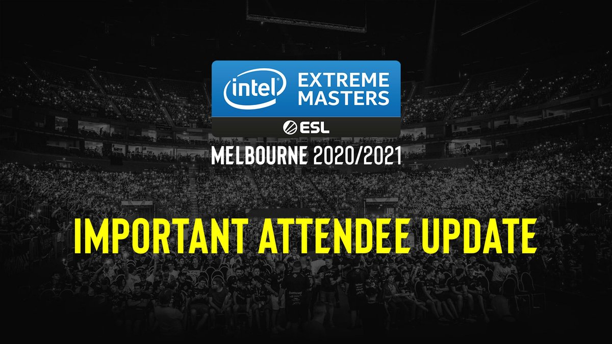 Intel Extreme Masters Intel Extreme Masters