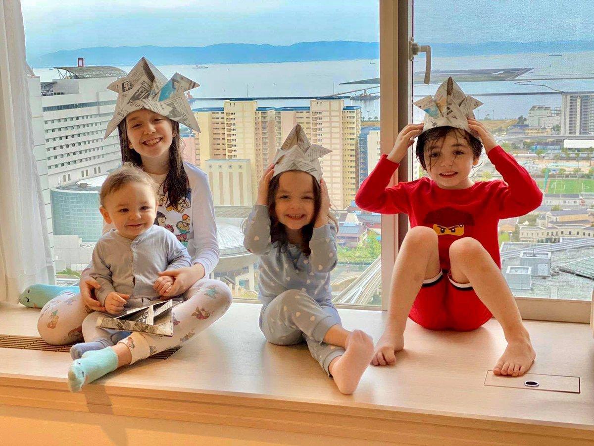 Celebrando el Día del Niño al estilo japonés 🥰🇯🇵  今日は日本風にこどもの日をお祝いします🥰🇯🇵  #ravapas💫 #lifeinjapan #子供の日