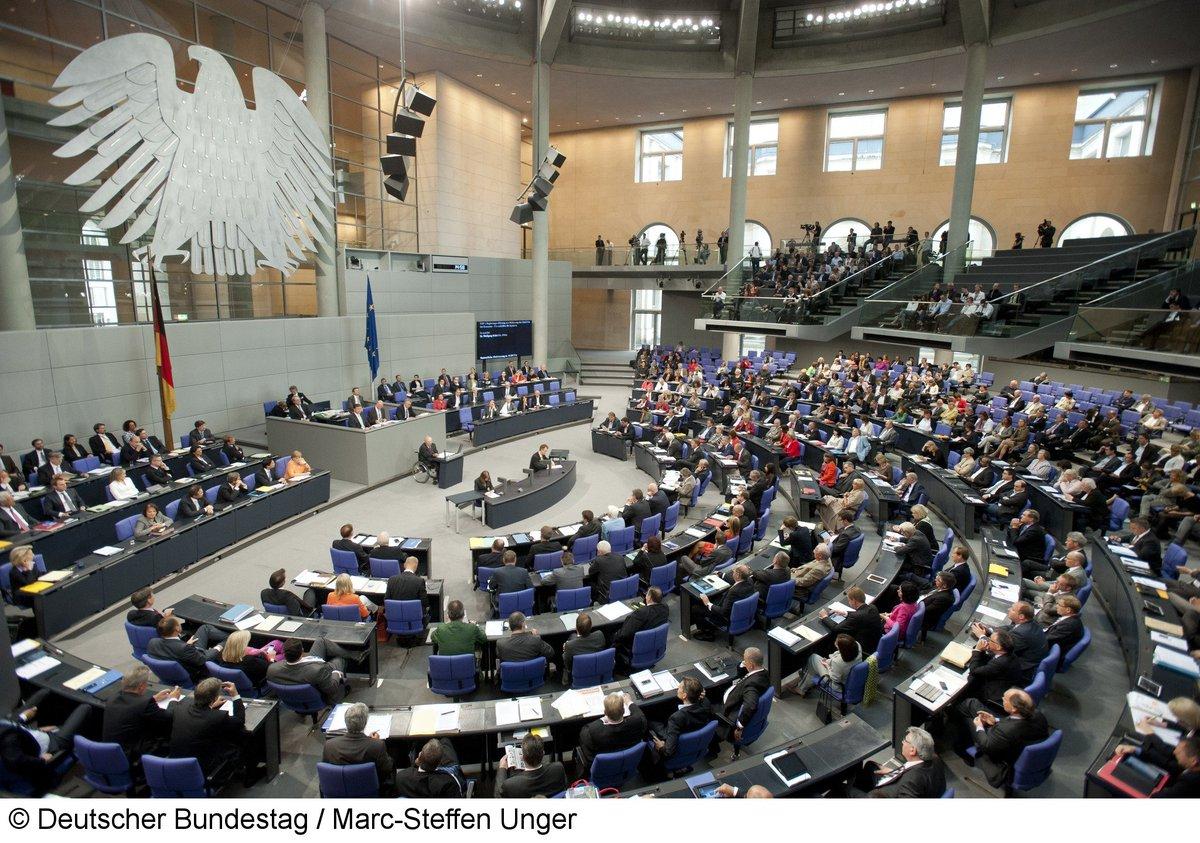 #Bundestag