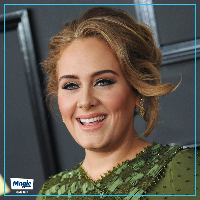 Happy Birthday to the wonderful Adele! What\s your favourite song of hers?