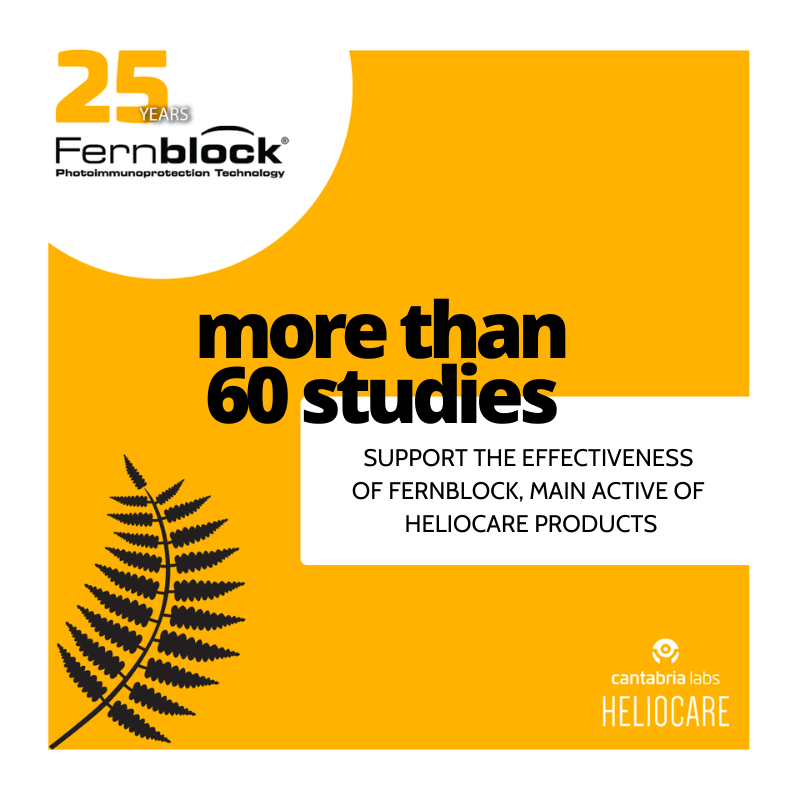 👩⚕️Like many breakthroughs, the discovery of Fernblock® came about by chance. We were looking for a treatment for vitiligo and discovered a natural plant extract that had action mechanisms against radiation and helped repair sun damage.  #Heliocare #Fernblock https://t.co/skIdADwhvd