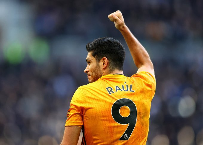 Happy birthday to the best number 9  in the Premier League  Raul Jimenez is 2  9  today!