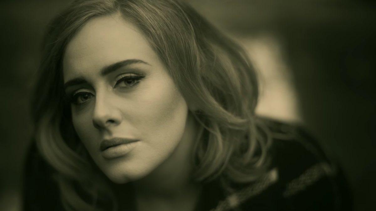 Adele - Hello  Happy Birthday  to Adele, wonderful voice Great artist
