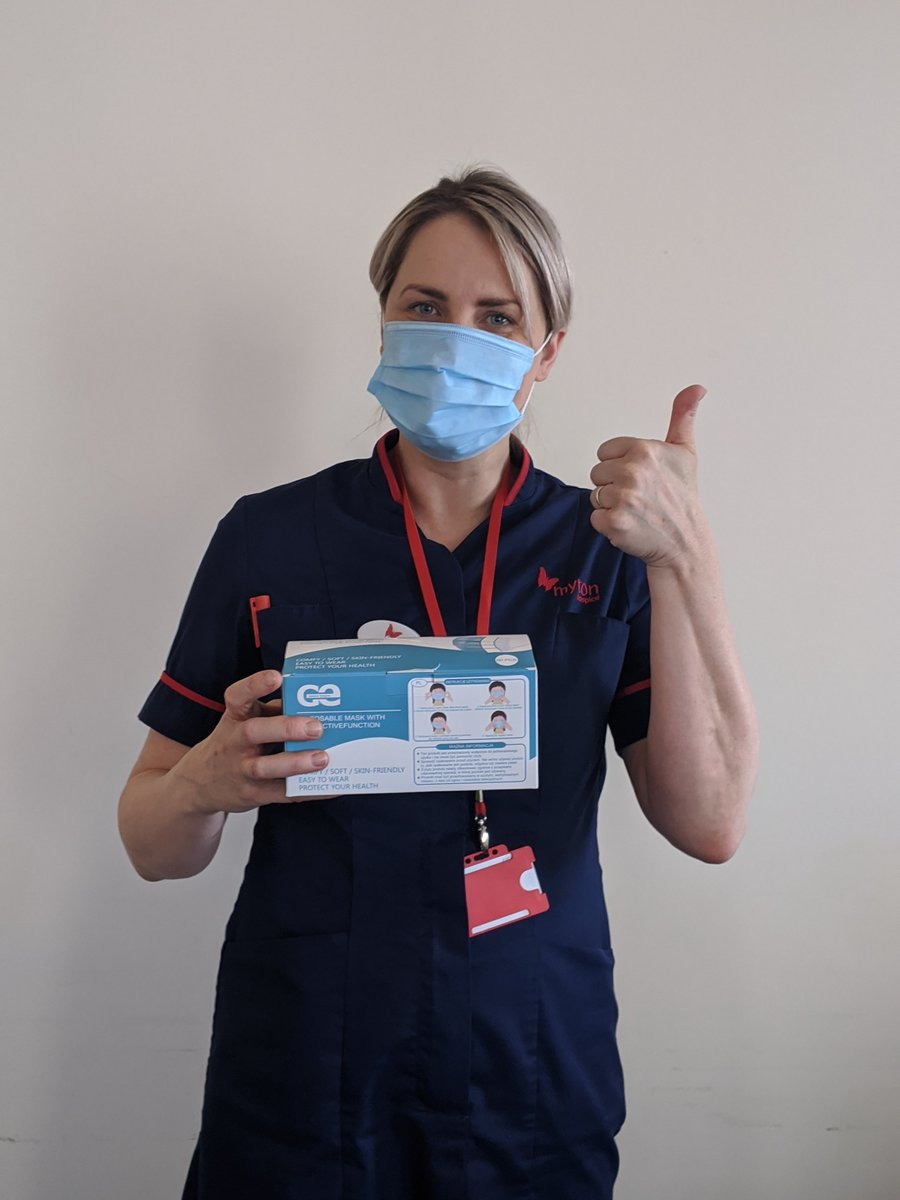 A huge thank you to our amazing corporate partner @Joulesclothing who have donated thousands of masks to hospices across the UK. Find out more about what they are doing via our website: https://t.co/5YxkrmCTem #PPE #Hospice #GivingTuesdayNow https://t.co/CazkzAFsTZ