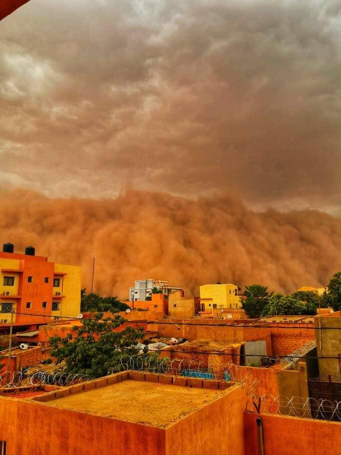 News Burst 7 Maggio 2020 - Niamey, Niger