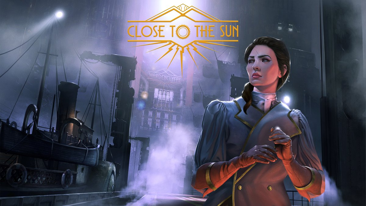 Today is the release of the beautiful Close to the sun from our partners Storm in a Teacup (@stcware) and Wired Production (@WiredP)! #TeamPluginPC https://t.co/BDKMJnmhkl