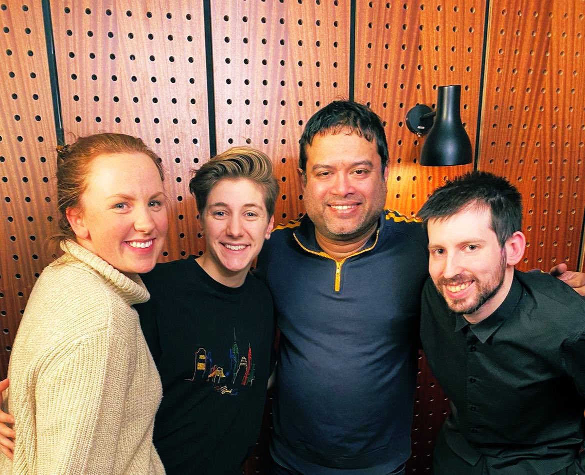 Catherine Bohart On Twitter It S Tuesday New Episode Of Youlldo Our Now With The Incomparable Paulsinha And Oliver Levy Available Bbcsounds And Wherever You Get Your Pods Xx Https T Co 0d9jdwpxzp