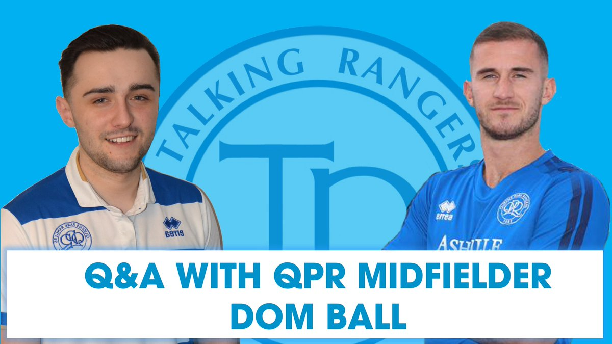 Brand New Video Live On Youtube Now! Q&A With @QPR Midfielder @DominicBall6 Big Thanks To Dom, Go Check It Out⬇️ youtu.be/n9AOGt43bI4