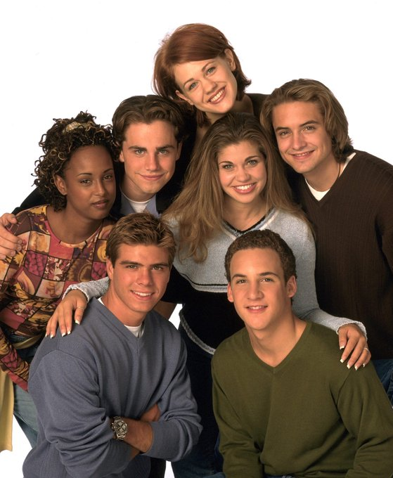 1 pic. 20 years ago today we aired the final episode of #BoyMeetsWorld. 😢 So many amazing memories I