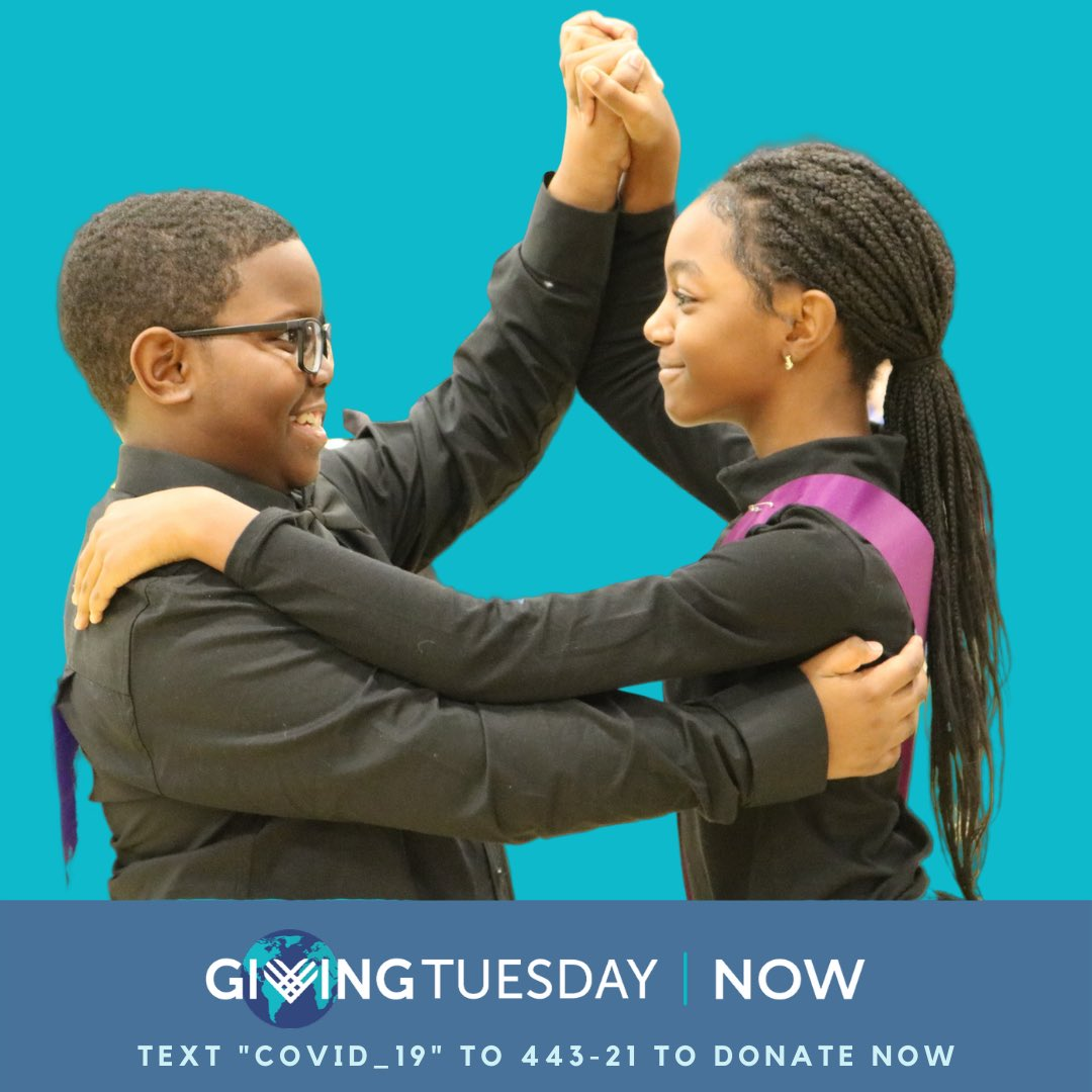 It's #GivingTuesdayNow! Help @musicopia1974 & @DancingDCP fill fundraising gaps created by #COVID19. Up to $2k is now being matched dollar for dollar! #GivetheGiftofMusic & #GiveDCP while your gift has 2x the impact! #CovidCantStopGOOD https://t.co/hDBmZ1stIZ