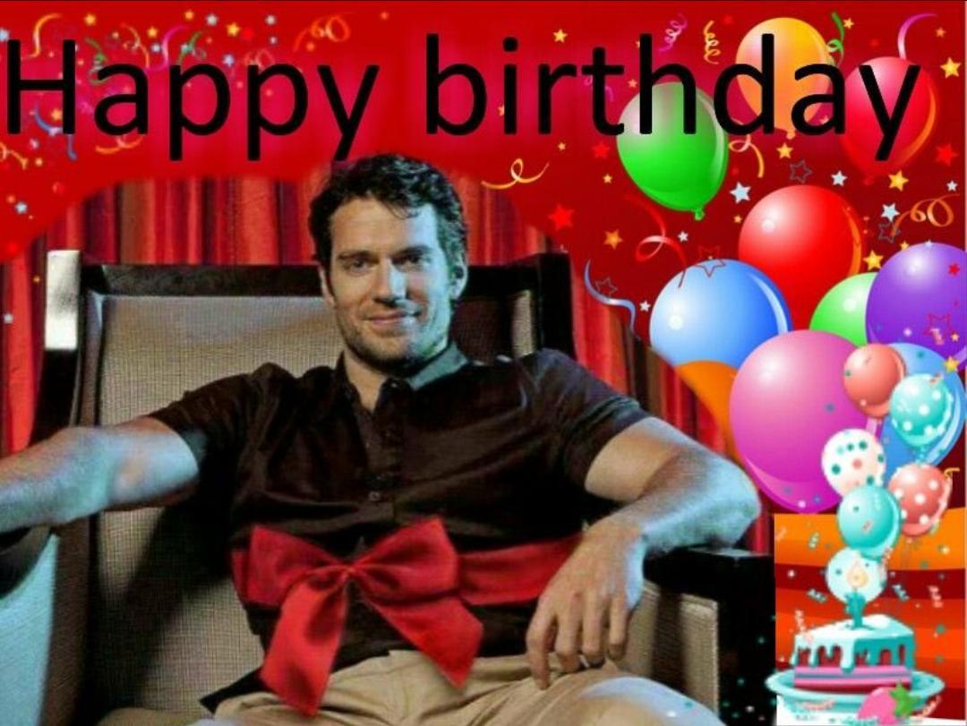 Happy Birthday Henry!?!