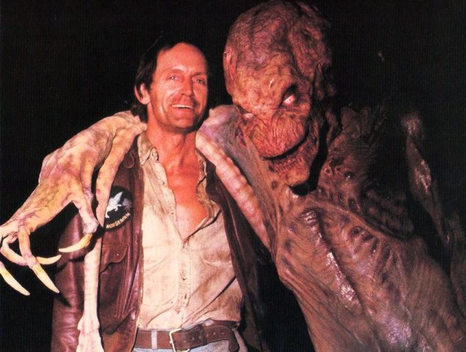 A very happy 80th birthday to the ... The ever versatile Lance Henriksen.