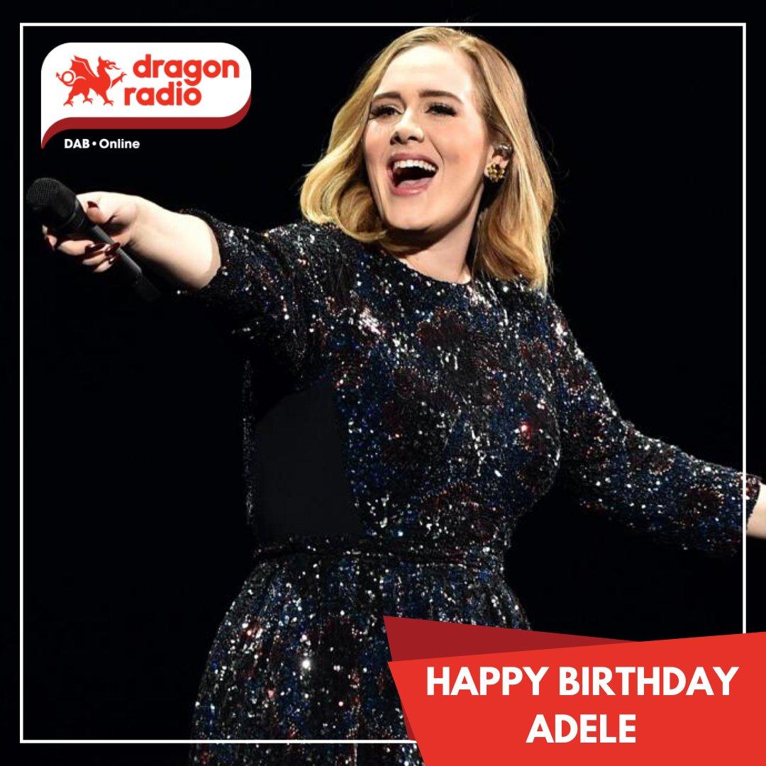 Wishing Adele a happy 32nd birthday!