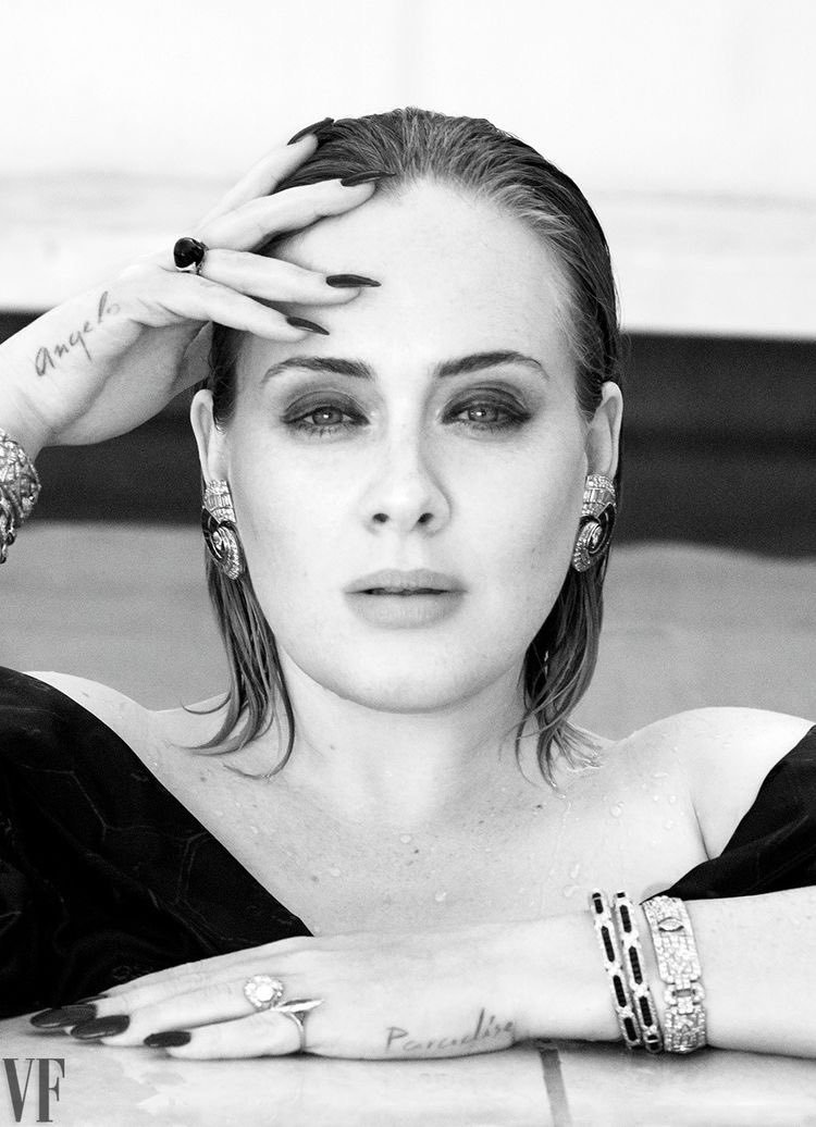 Happy birthday to the one & only, Adele!