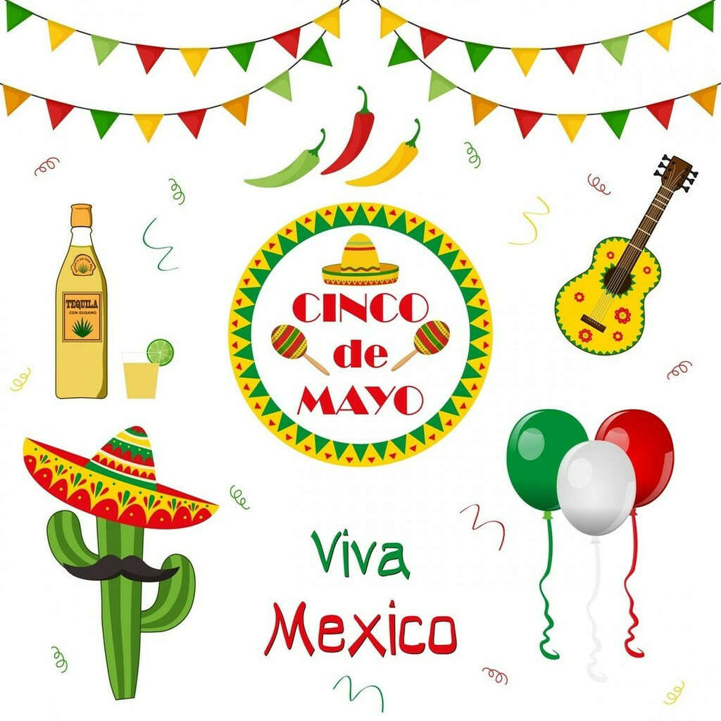 Happy Cinco de Mayo  #artexhibition #art_empire #foodismedicine #partyideas #art_we_inspire #foodlife #arte_of_nature #foodshot #artes #foodphotographer #foodpassion #digitalillustration #foodinspiration #art_collective #artbook #foodtime #tumblrtextposts #partywear #funnyte…pic.twitter.com/zOSioUVGzM