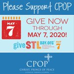 Image for the Tweet beginning: GiveSTLDay is TaxDeduct& SupportsCauses inSTL-PleaseShare