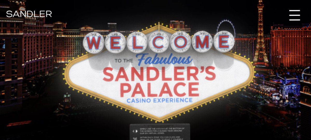 Visit our Virtual HD Expo booth. Win prizes in our free to play casino. We're sorry that HD Expo has been cancelled this year due to Covid-19 so we've done the next best thing and built a virtual Sandler booth where you can view all our new models   https://t.co/NjxtBLiVuS